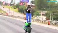 Amazing Stunt(Must Watch)