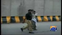 Video clips of protest in Karachi against Anti-Islam Film
