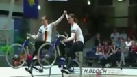 Amazing Bicycle Skill