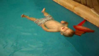 Baby survival swim