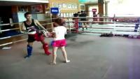 Kick Boxer Girl