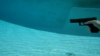 Gun Shot Under Water