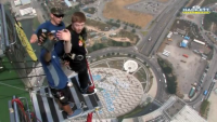 Highest Bungee Jump in the World