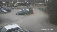 Parking Gate Fail