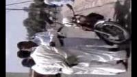 Pakistani Police taking bribe openly