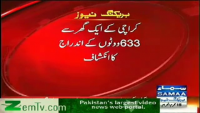 Height of Rigging - 633 Registered Votes From One House in Karachi
