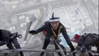 Cleaning Burj Khalifa