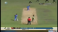 Junaid Khan Magical Four Wicket Haul