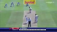 New Zealand 45 all out - 1st Test Jan 2013