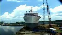 Launching New ships