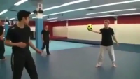 Epic ball kick to the face! Must Watch It