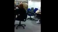 College Chair Fail