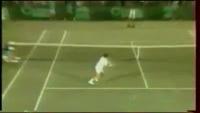Unbelievable Tennis Shot Ever