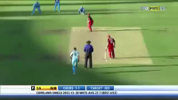 Funny Cricket Incident
