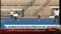 Pakistan sets Guinness World Record of most hockey passes in a minute