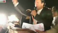 The Most Passionate Moment in Imran Khan`s Speech !
