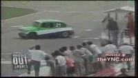 Unbelievable and Funny Final Car Crash