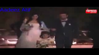 Atif Aslam Performing with Sara Bharwana at His Valima