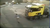 Truck Out of Control