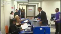 Obama gets asked to show ID!!!