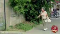 Old Woman Thief Prank