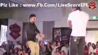 Chris Gayle & Virat Kohli Doing Gangnam Style Must See