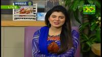 Custard Shahi Tukray, Kali Mirch Dum Gosht, Paneer Corn Sabzi - Zubaida Tariq Recipes