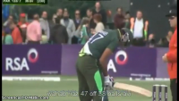 Pakistan vs Ireland 2nd ODI Highlights - Wahab Riaz Hard Hitting 47 of 35 balls