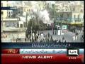 CCTV Footage of Suicide Bombing in Karachi 28-12-09