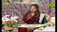 Sindhi Biryani, Sindhi Gosht And Sindhi Rabri Kheer - Shireen Anwer Recipes