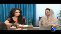 Film Star Meera Grilled by Returning Officer