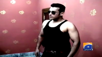 Salman Khan's ditto copy in Sialkot - Must Watch